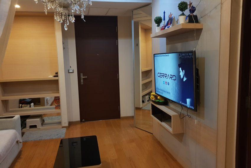 The Address Asoke 39 floor sale - living area