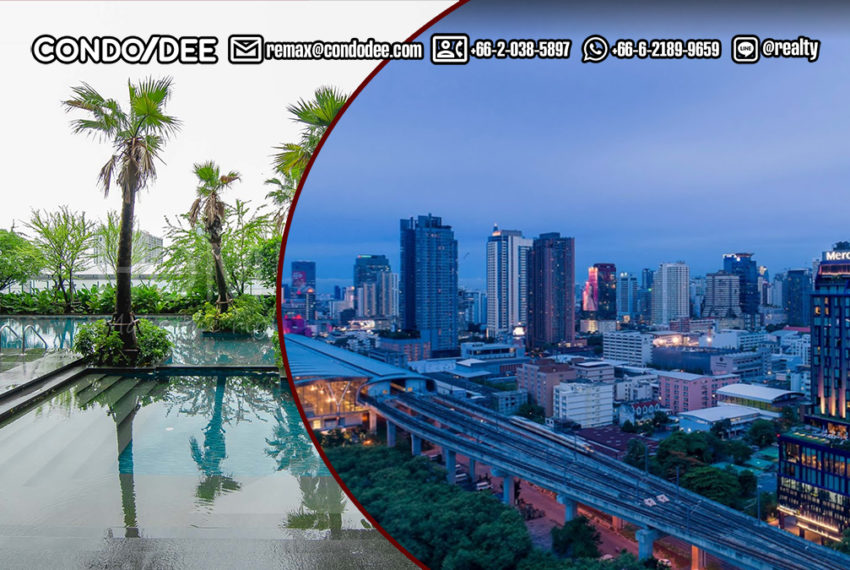 The Address Asoke condominium 3 - REMAX CondoDee