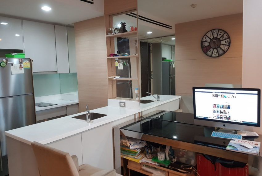 The Address Asoke - low floor - 1bedroom for sale - furnished