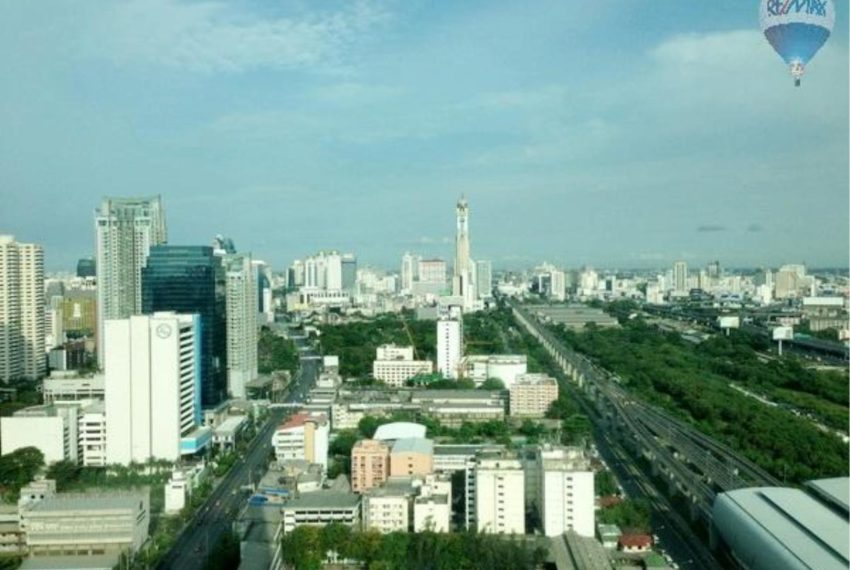 The-Address-Asoke-view-north