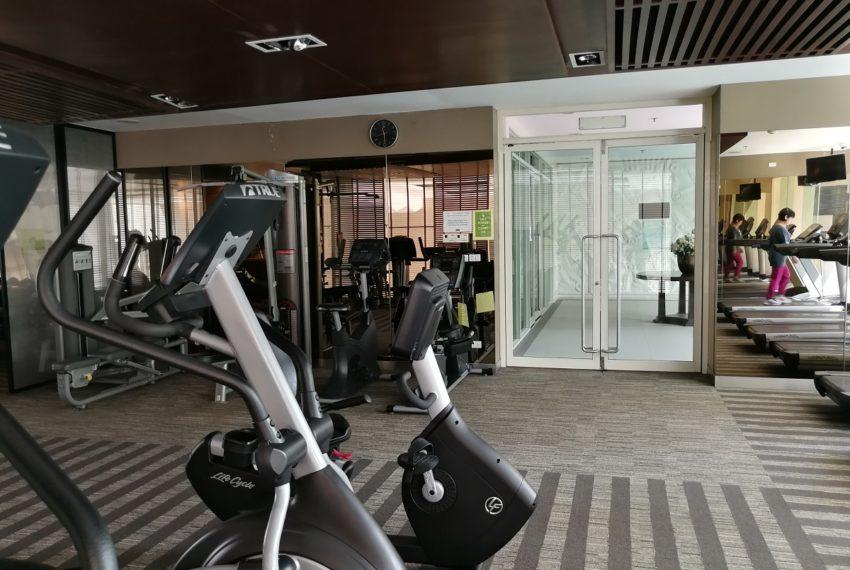 The Address Chidlom - fitness