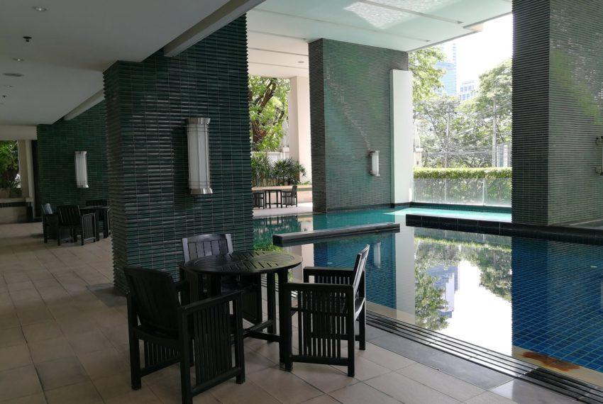 The Address Chidlom-swimmingpool1.2