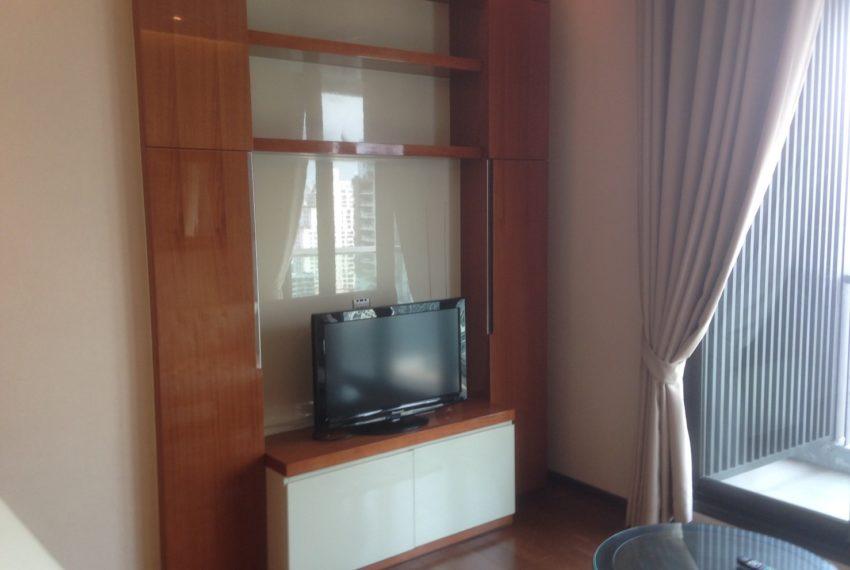 The Address Sukhumvit 28 - 2-bed 2-bath high floor - flat TV
