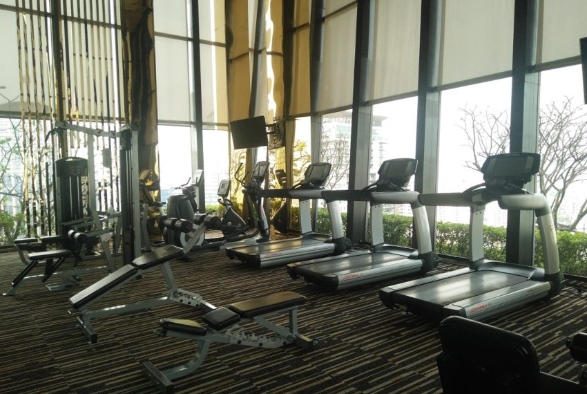 The Address Sukhumvit 28 - fitness