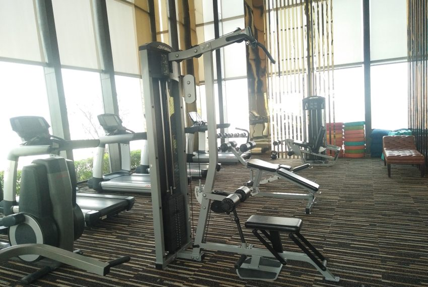 The Address Sukhumvit 28 - gym
