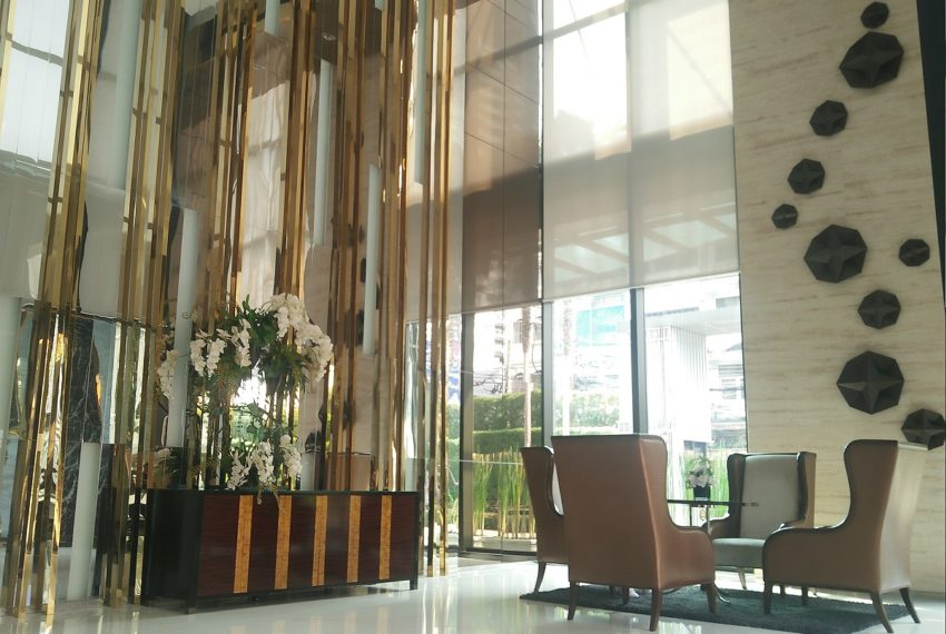 The Address Sukhumvit 28 - lobby room