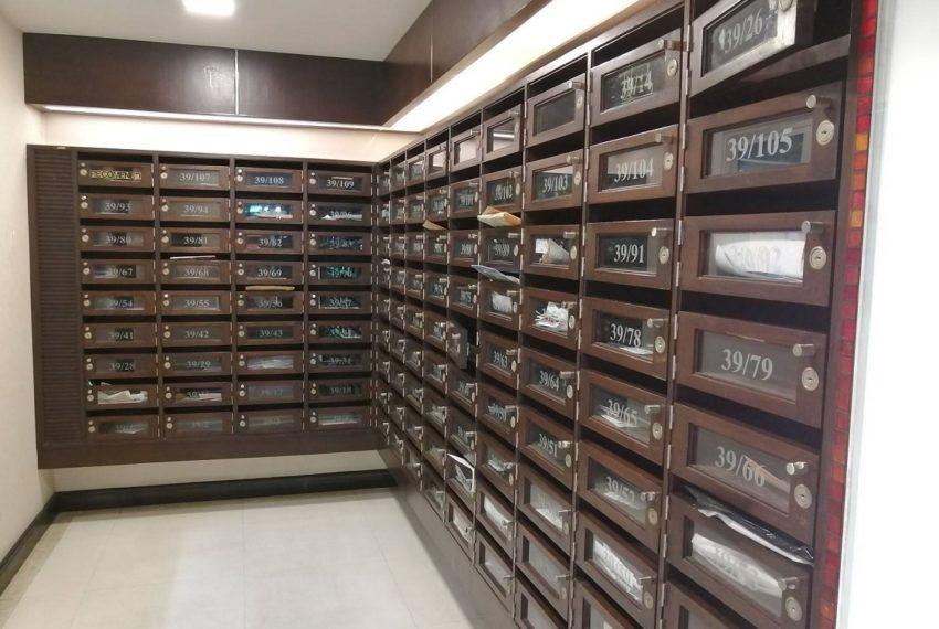 The Address Sukhumvit 42 - Mail box