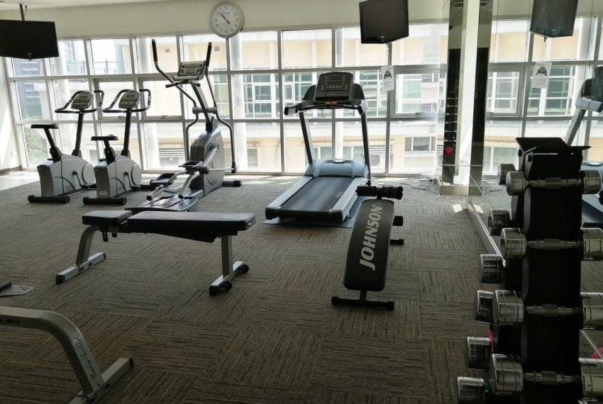 The Address Sukhumvit 42 - fitness