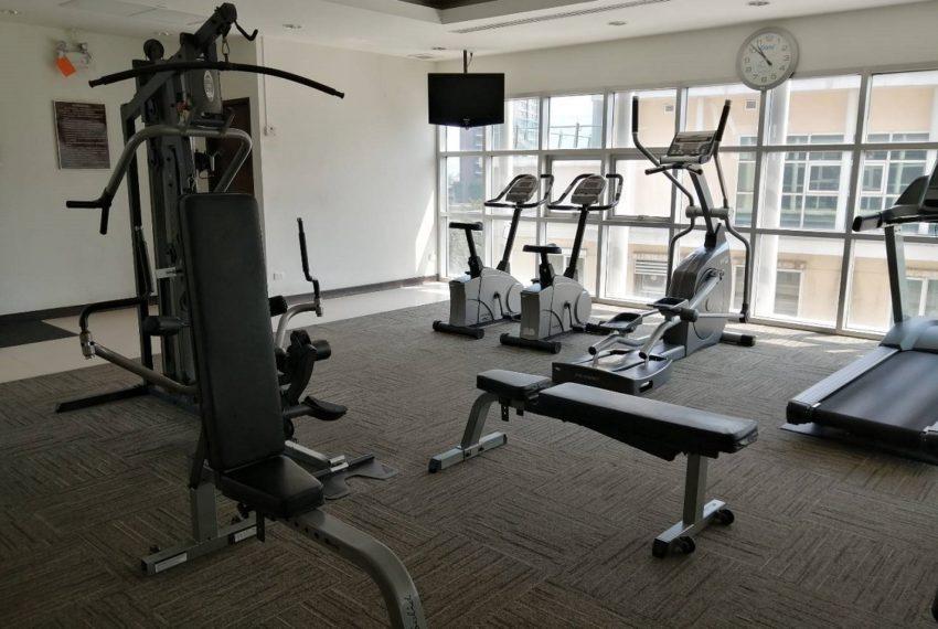 The Address Sukhumvit 42 - gym