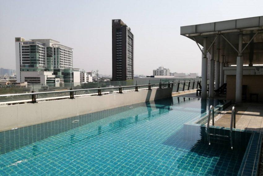 The Address Sukhumvit 42 - pool