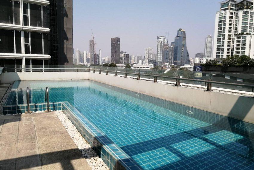 The Address Sukhumvit 42 - swimmping pool