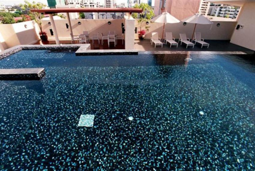 The Alcove 49 condo - pool