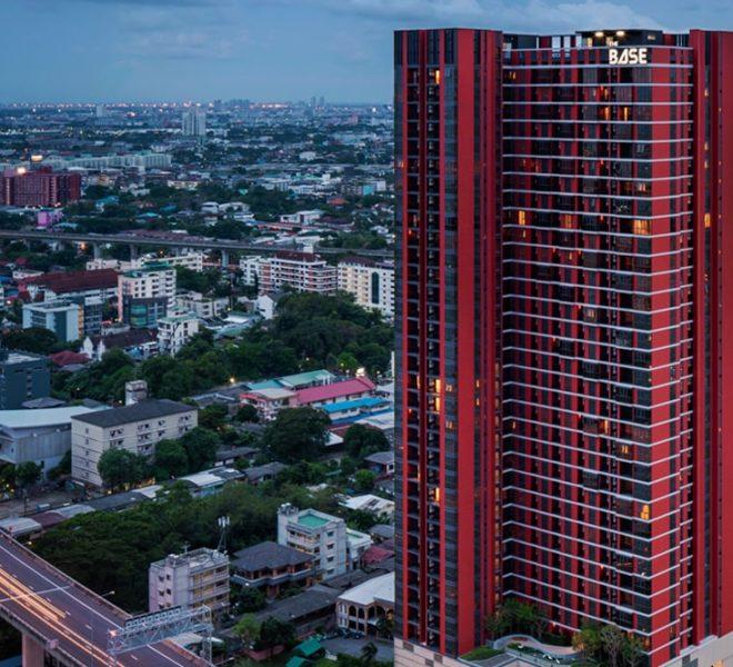 The BASE Garden Rama 9 Condominium - project