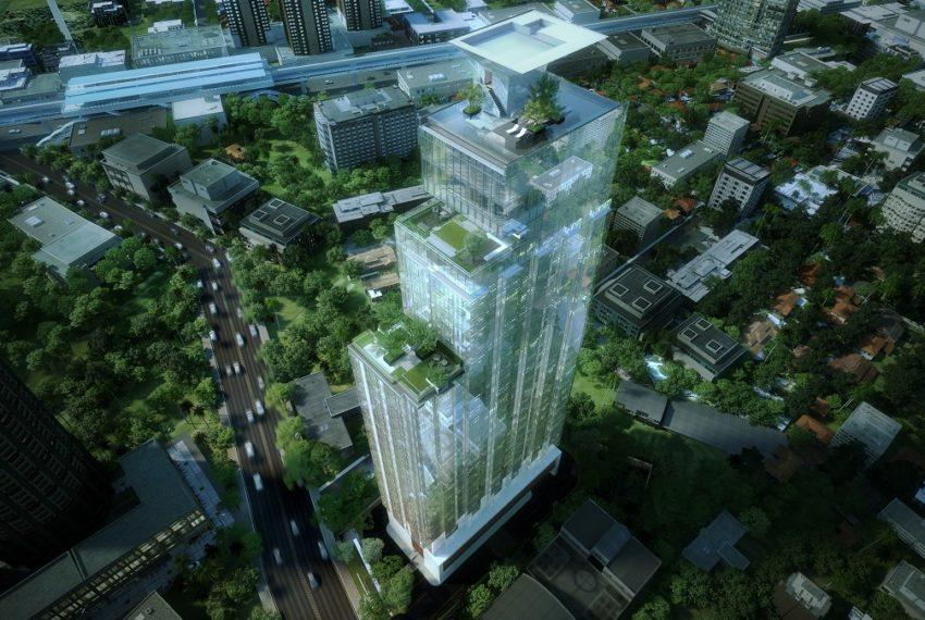 The Bangkok Thonglor - Perspective