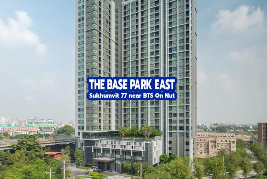 The Base Park East Sukhumvit 77 - REMAX CondoDee