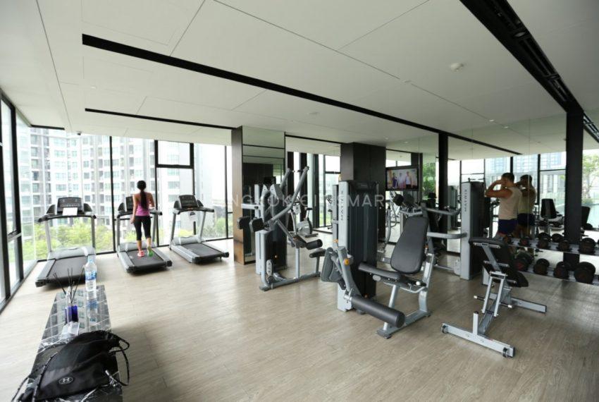 The Base Park East Sukhumvit 77 - fitness