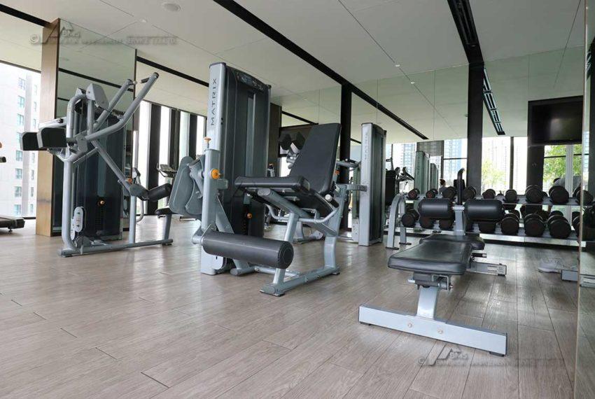 The Base Park East Sukhumvit 77 - gym