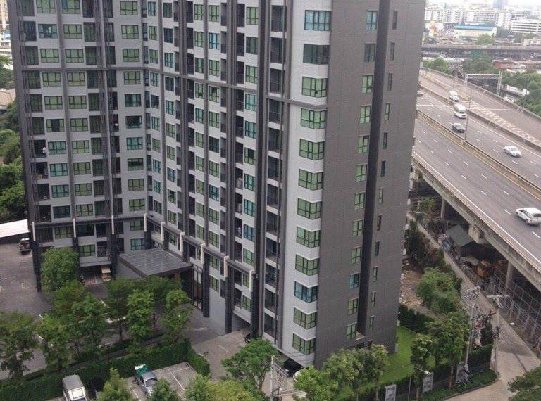 The Base Park East Sukhumvit 77 - high-rise