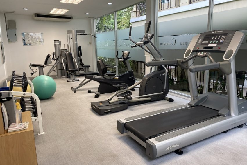 The Cadogan Private Residence - gym