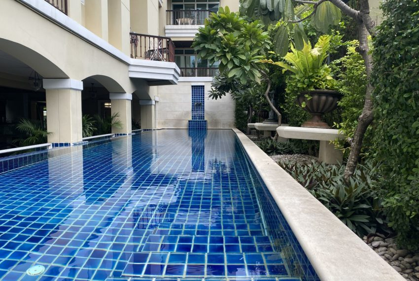 The Cadogan Private Residence - swimming pool (2)