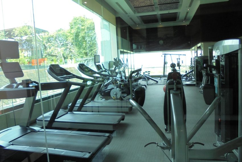 The Circle Petchaburi 1- fitness room