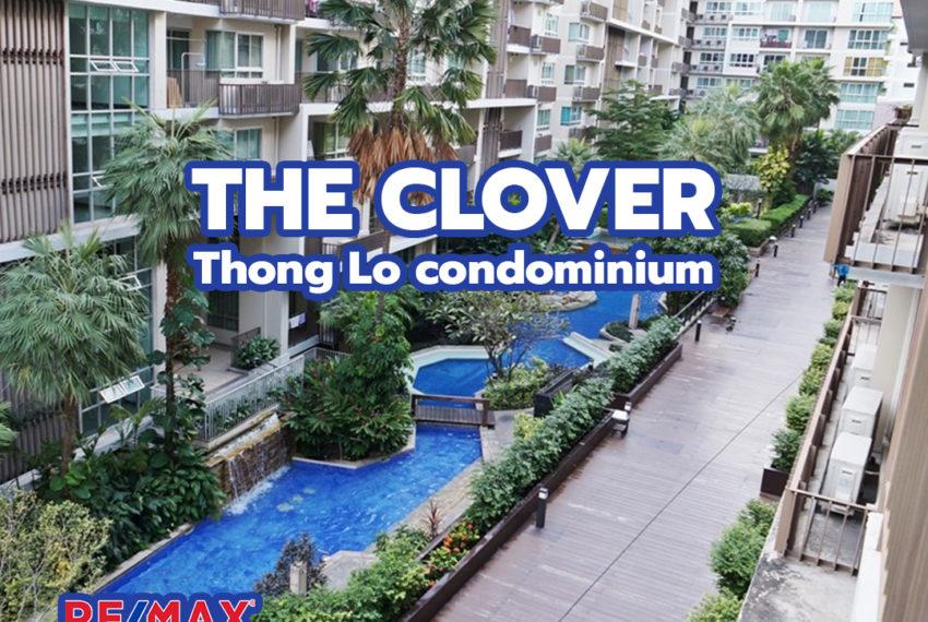 The Clover Thong Lo condominium - REMAX CondoDee