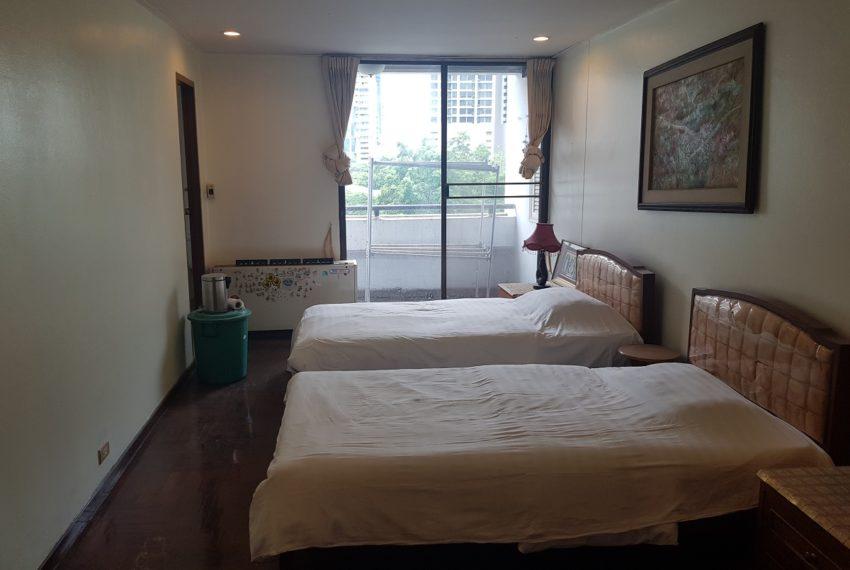 The Concord Sukhumvit 15 - 3-bedroom - sale - 3rd bedroom