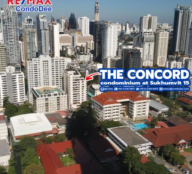 The Concord Condominium at Sukhumvit 15