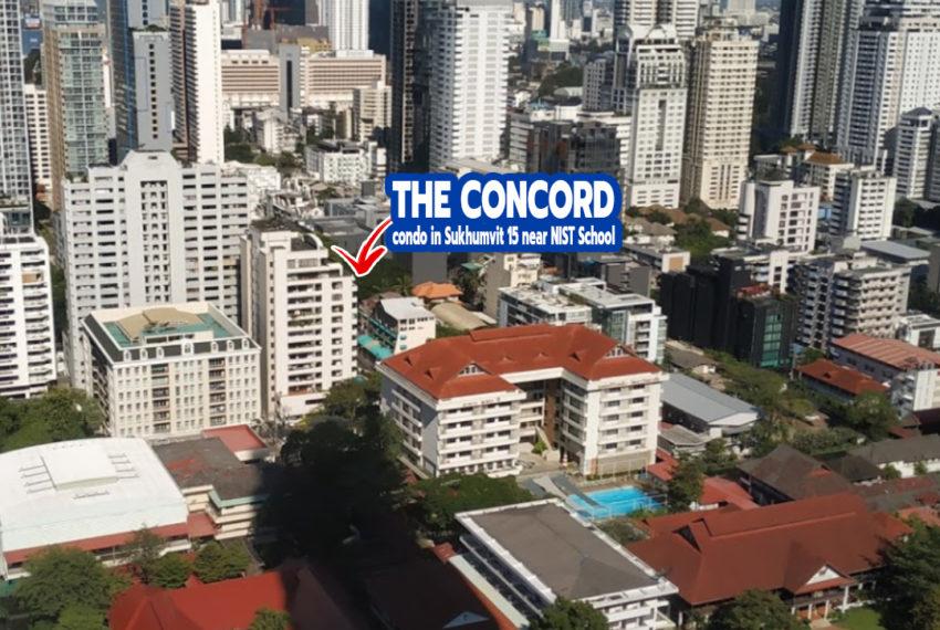 The Concord condo Sukhumvit 15 1 - REMAX CondoDee