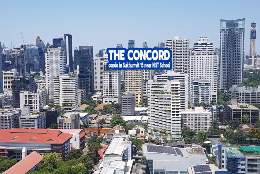 The Concord condo Sukhumvit 15 2 - REMAX CondoDee