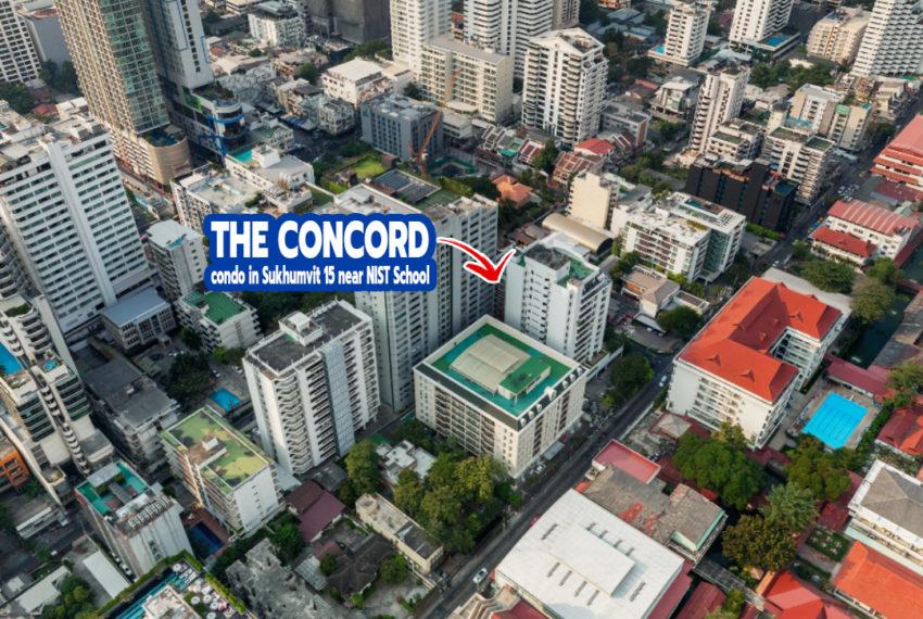 The Concord condo Sukhumvit 15 3 - REMAX CondoDee