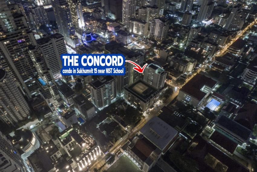 The Concord condo Sukhumvit 15 4 - REMAX CondoDee