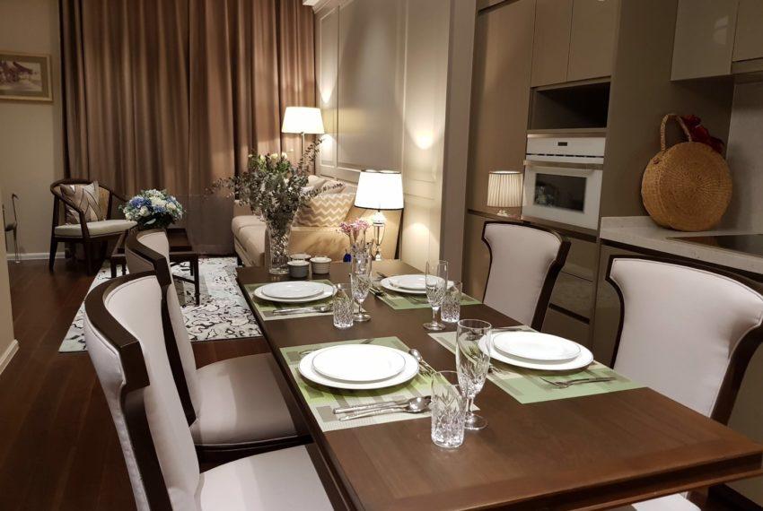 The Diplomat 39 - 2 bed 2 Bath-Dinningroom
