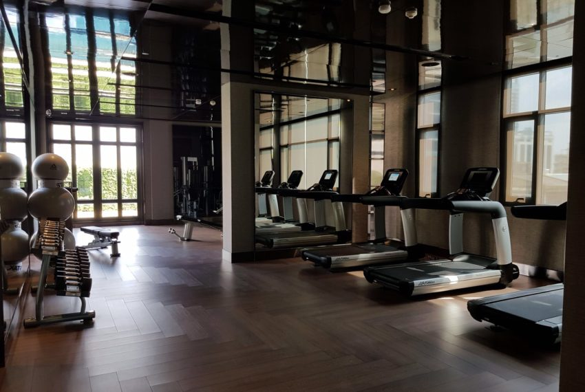 The Diplomat 39 - 2 bed 2 Bath-Fitness