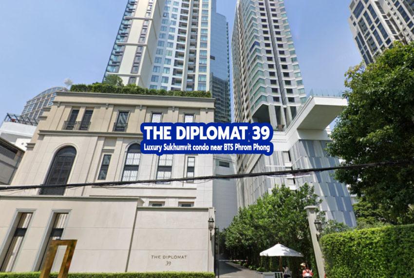 The Diplomat 39 Condominium 1 - REMAX CondoDee