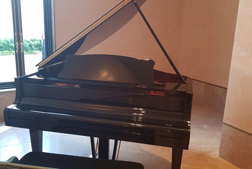 The Diplomat 39 - piano