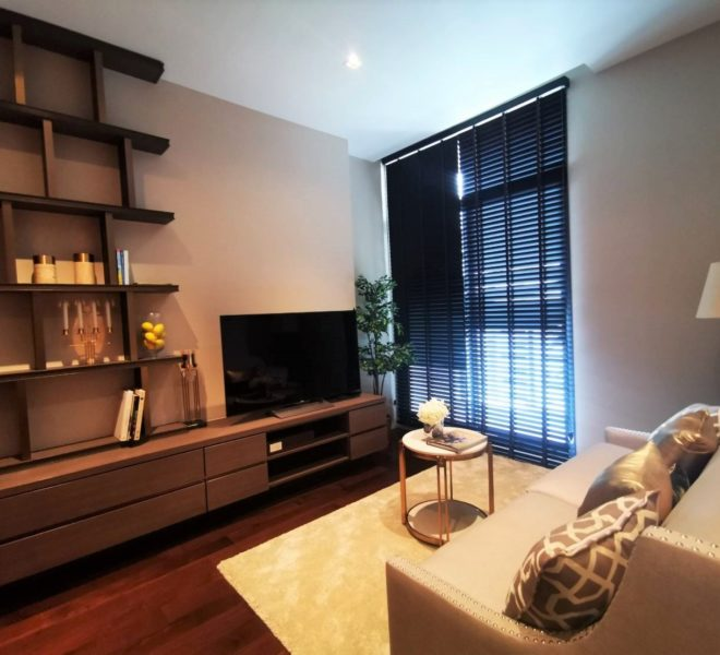 The Diplomat - for rent - 2 beds 2 baths - Living room 2