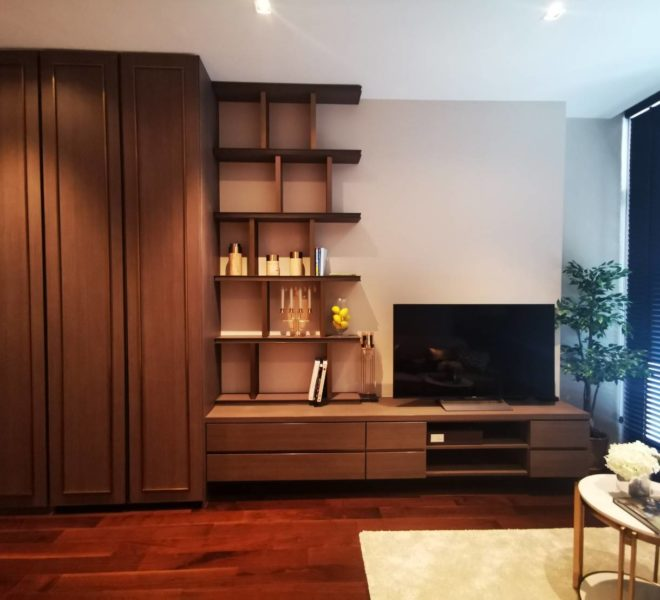 The Diplomat - for rent - 2 beds 2 baths - Living room 3