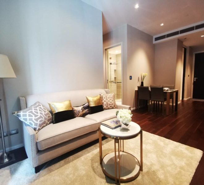 Condo For Rent Near EmQuartier - 2 Bedroom - The Diplomat 39