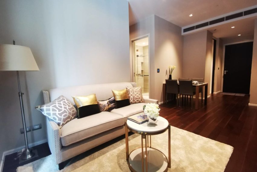 The Diplomat - for rent - 2 beds 2 baths - Living room 4