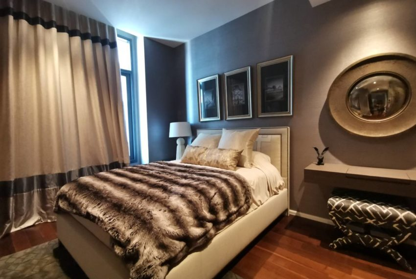 The Dipolmat 39 - For Rent - 1 bed 1 bath - Bedroom 3