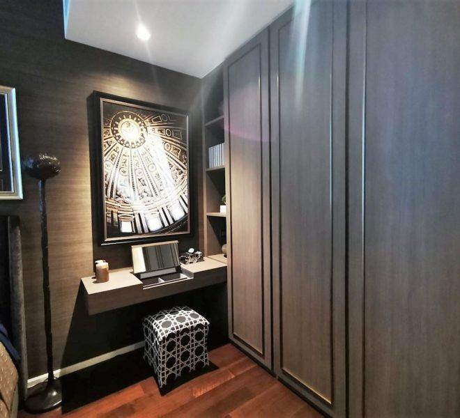 The Dipolmat 39 - For Rent - 1 bed 1 bath - Closet
