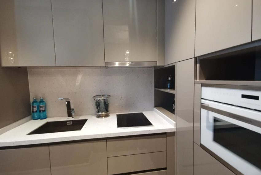 The Dipolmat 39 - For Rent - 1 bed 1 bath - Kitchen 1
