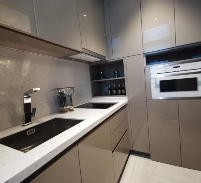 The Dipolmat 39 - For Rent - 1 bed 1 bath - Kitchen 2