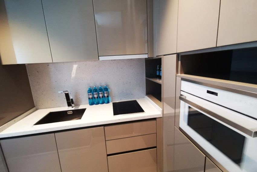 The Dipolmat 39 - For Rent - 1 bed 1 bath - Kitchen