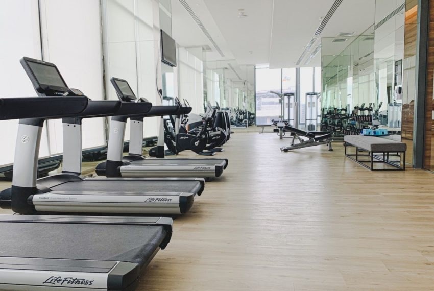 The ESSE Asoke - Facilities fitness