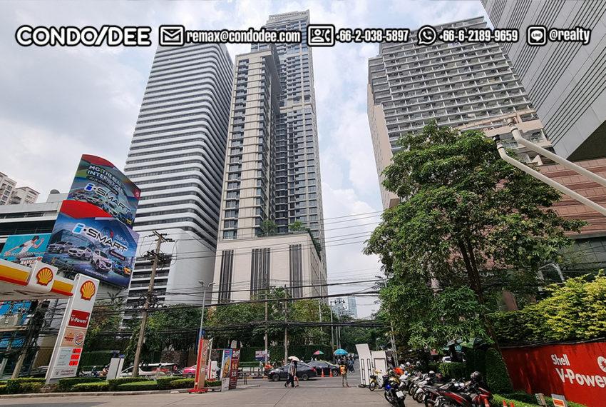 The ESSE Asoke condo 1 - REMAX CondoDee