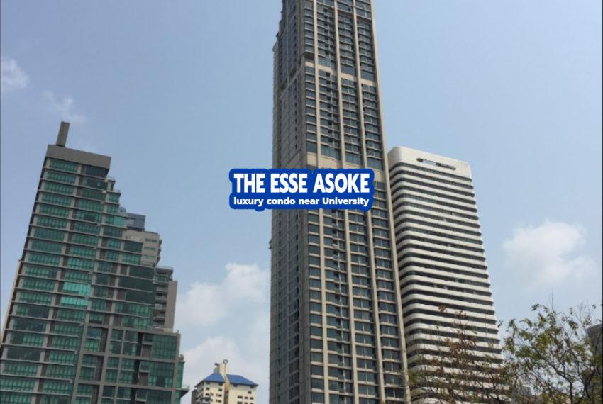 The ESSE Asoke condo 2 - REMAX CondoDee