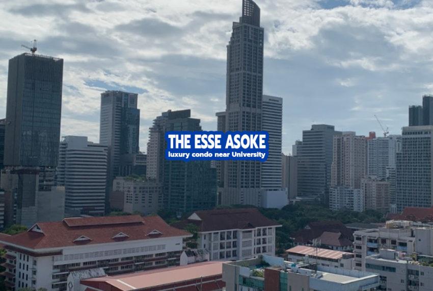 The ESSE Asoke condo 4 - REMAX CondoDee