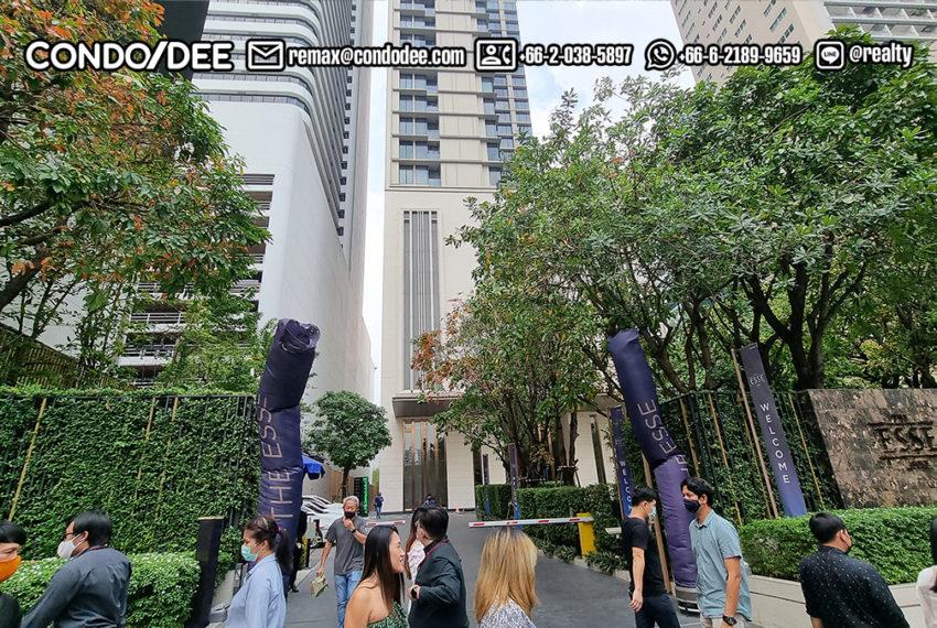 The ESSE Asoke condo 5 - REMAX CondoDee